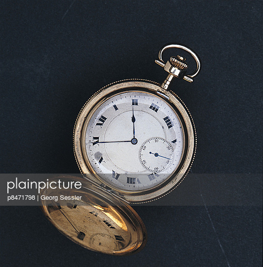 Pocket Watch - p8471798 by Georg Sessler