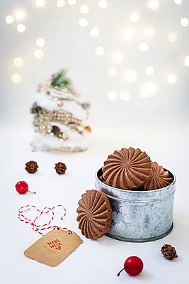 Christmas cookies - p1392m1487826 by Federica Di Marcello