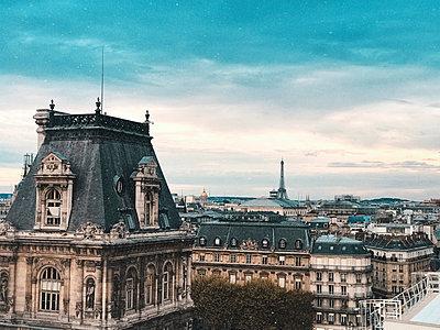 Eiffelturm - p988m2031310 von Rachel Rebibo