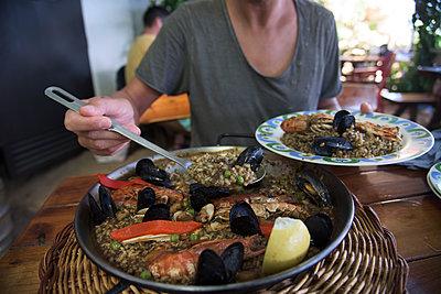 Restaurant - p1423m1487009 von JUAN MOYANO