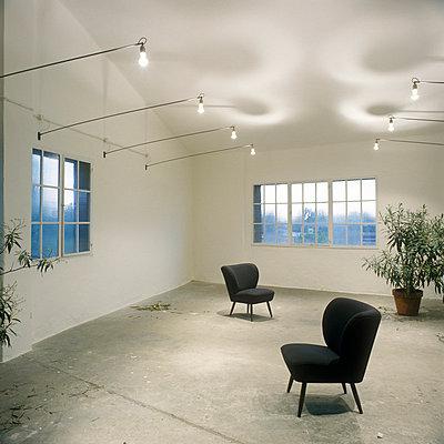Schickes Loft - p3050105 von Dirk Morla