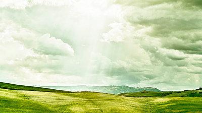 Pienza, Tuscany - p968m987202 by Roberto Pastrovicchio