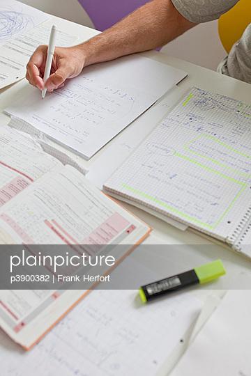 Lernen - p3900382 von Frank Herfort
