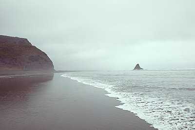 Neuseeländische Küste - p5840596 von ballyscanlon