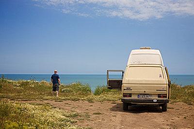 At the Black Sea - p1980170 by David Breun