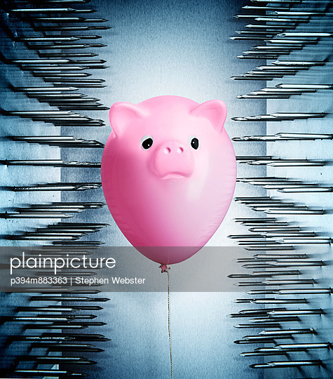 Piggy bank - p394m883363 by Stephen Webster