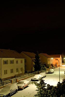 Schnee über Nacht - p2600163 von Frank Dan Hofacker