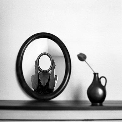Reflection - p1574m2285093 by manuela deigert