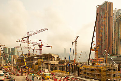 Honkong Kowloon 2 - p850m1162846 von FRABO