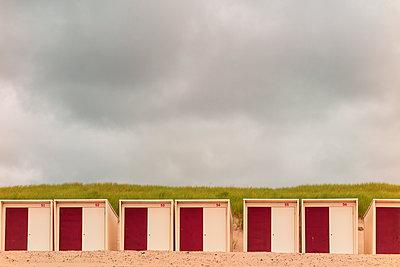 Beach houses - p360m2133709 by Ralf Brocke