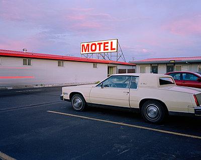 Motel - p1294m1201537 von Sabine Bungert