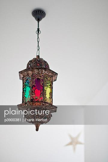 Orientalische Lampe - p3900381 von Frank Herfort