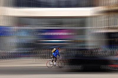 Fahrrad - p1496m1584863 von Johannes Pfahler