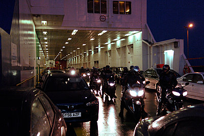 Car ferry - p1048m1069138 by Mark Wagner