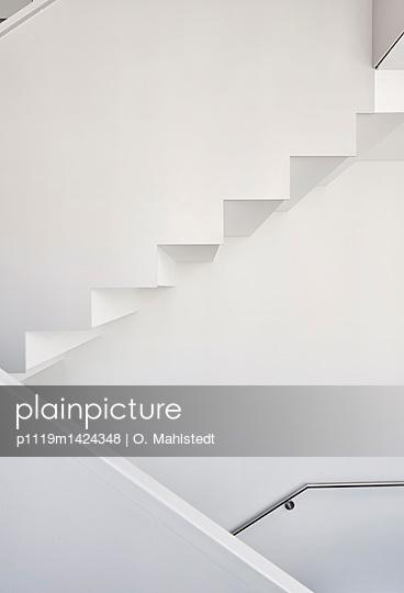 Treppenkonstruktion - p1119m1424348 von O. Mahlstedt