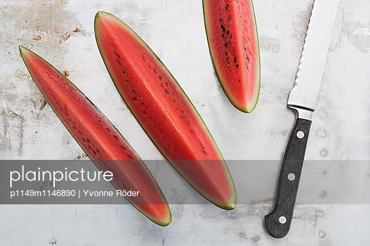 Wassermelone - p1149m1146890 von Yvonne Röder