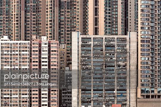 Hong Kong - p1154m2134927 von Tom Hogan