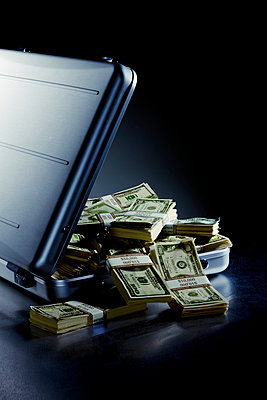 Drug money in a suitcase - p3940199 by Stephen Webster