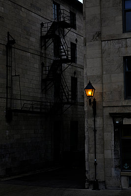Fire escape - p1105m2086535 by Virginie Plauchut
