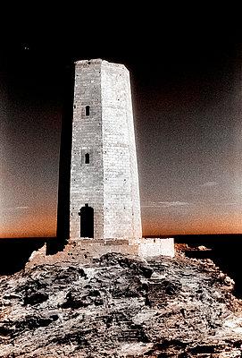 achteckiger Leuchtturm - p9793416 von Hoschek