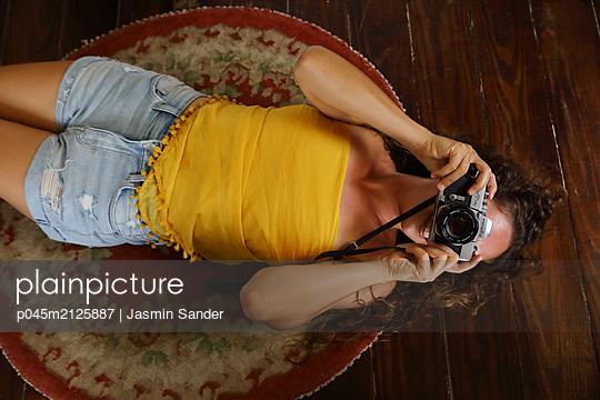 Ich mach ein Foto von Dir! - p045m2125887 von Jasmin Sander