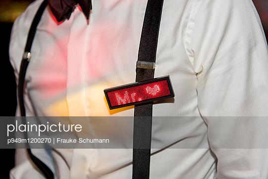 Mr. Love - p949m1200270 von Frauke Schumann