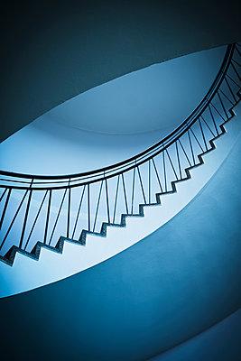 Staircase - p1149m1486639 by Yvonne Röder