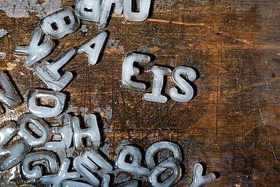 Letters - p451m778209 by Anja Weber-Decker
