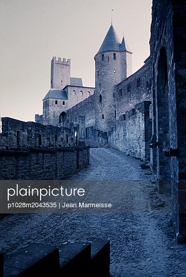 Carcassonne, France - p1028m2043535 von Jean Marmeisse