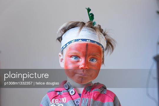 Kleiner Indianer - p1308m1332357 von felice douglas