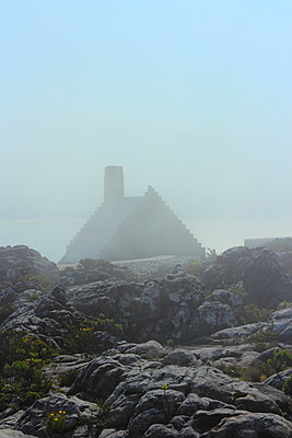 Fog on the Table Mountain - p097m938490 by K. Krebs