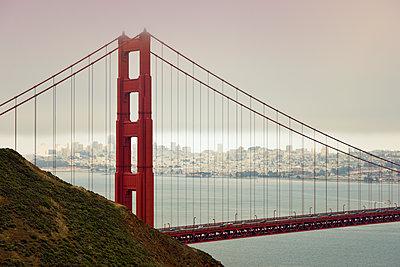 Golden Gate View Point - p1196m1182366 von Biederbick & Rumpf