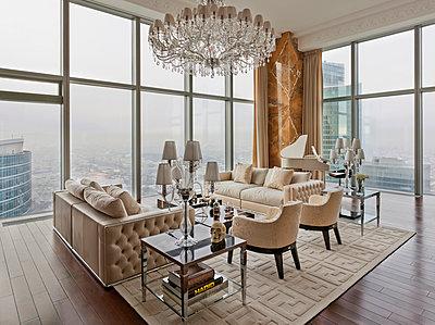 Exklusives Penthouse in der 71. Etage - p390m973196 von Frank Herfort