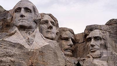 Mount Rushmore National Memorial - p1154m1217555 von Tom Hogan