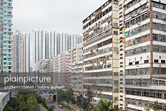 Hongkong - p1294m1159649 von Sabine Bungert
