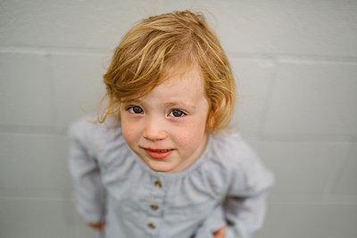 Girl, portrait - p1449m1525271 by Jessica Love