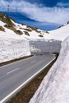 Switzerland, Valais, Nufenen Pass - p300m2013050 by Stefan Schurr