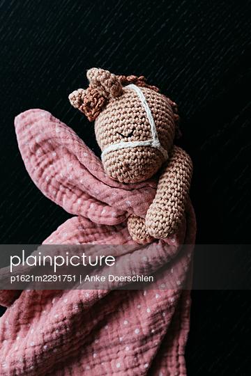Sleeping cuddly toy - p1621m2291751 by Anke Doerschlen
