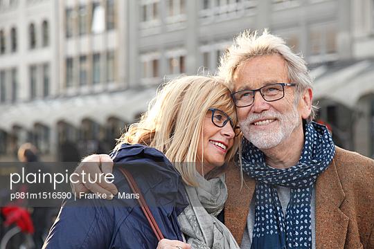 Zusammen unterwegs - p981m1516590 von Franke + Mans