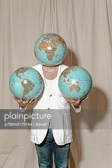 Planet B und C - p750m2175144 von Silveri