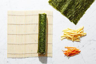 Sushi - p1384m1476828 von Evi Abeler