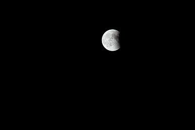 Blutroter Mond - p8420113 von Renée Del Missier