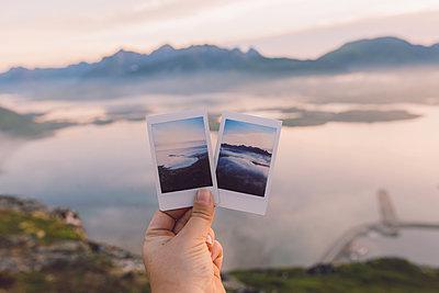 Lofoten Norwegen - p1507m2028532 von Emma Grann