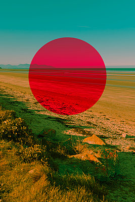 Ireland, Louth, Beach - p1681m2283684 by Juan Alfonso Solis