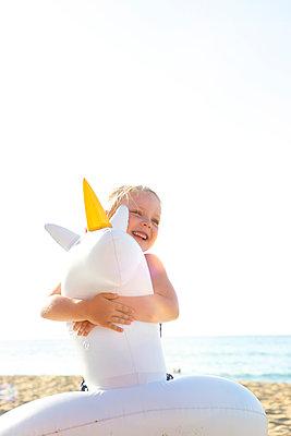 I love my unicorn - p454m2015298 by Lubitz + Dorner