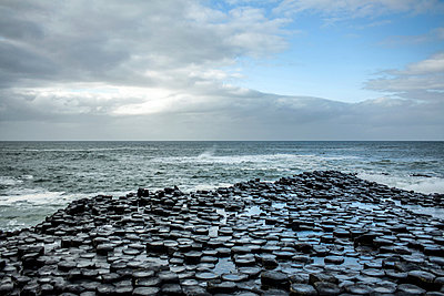 Giant's Causeway - p741m892061 by Christof Mattes