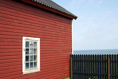 Fishing cabin - p4640432 by Elektrons 08