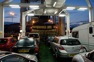 Car ferry - p1048m1069137 by Mark Wagner
