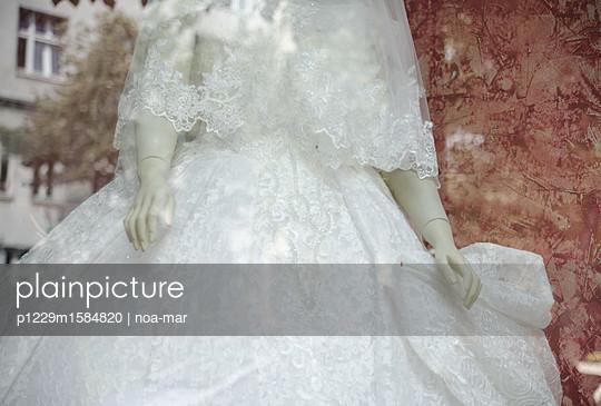 Hochzeitskleid - p1229m1584820 von noa-mar