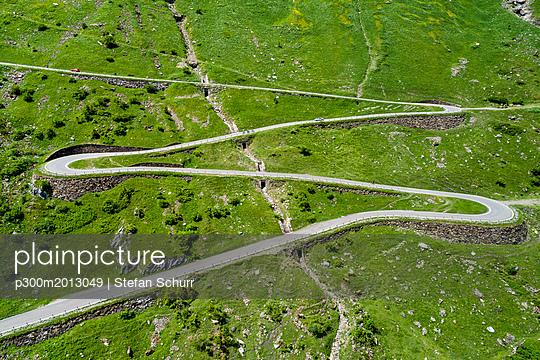 Switzerland, Canton of Glarus, Glarus Alps, Linthal, Klausen Pass - p300m2013049 von Stefan Schurr